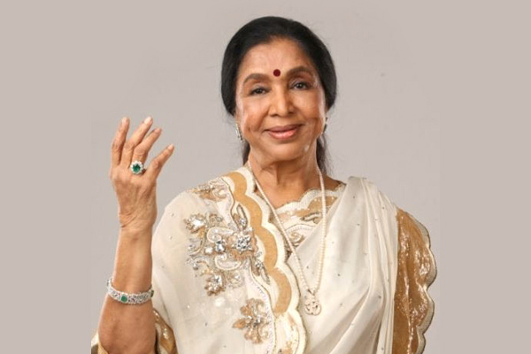 Gujarat CM to launch Asha Bhosle's Gujarati album ...