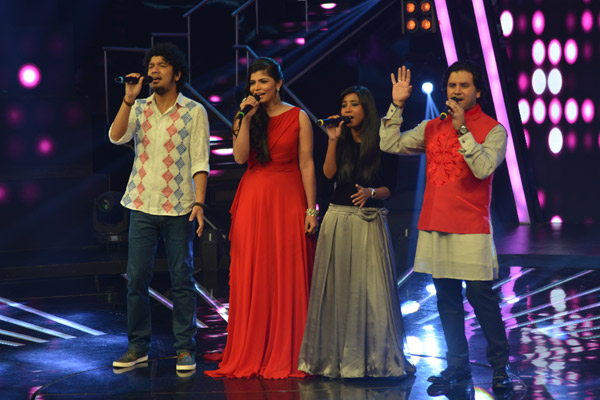Idol Junior contestants to perform for Indian Idol Ka Jalwa