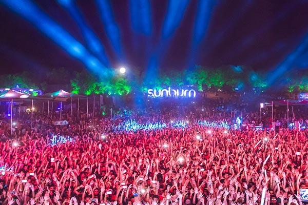sunburn goa 2015 festival celebration