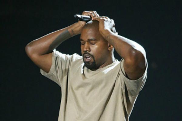 Kanye West In Debt