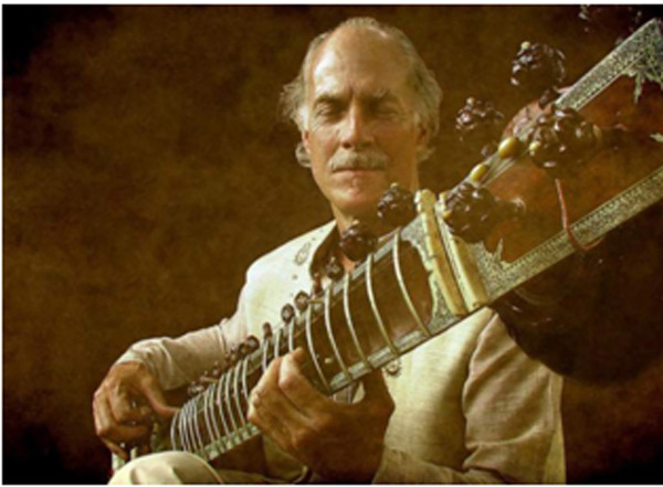 Five Western musicians adept at Indian music instruments