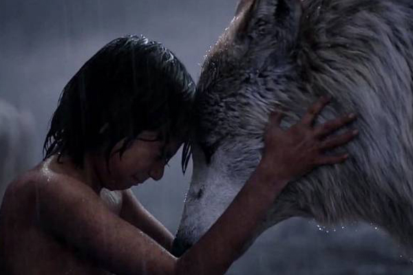 The Jungle Book New Character Posters
