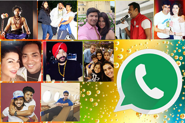 Chilling Out On Whatsapp Celebs Go Cool With Summer Dps
