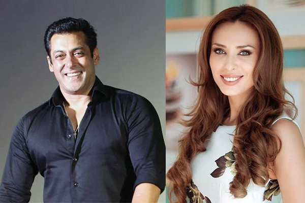 Salman Khan in Relationship with Lulia Vantur
