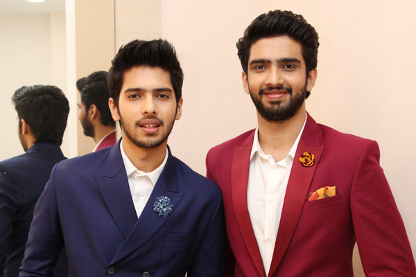 Armaan and Amaal turn 'The Kapil Sharma show' into a musical show