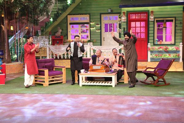 Kishore Kumar's 'Mere Sapno Ki Rani' gets spotlight on 'The Kapil