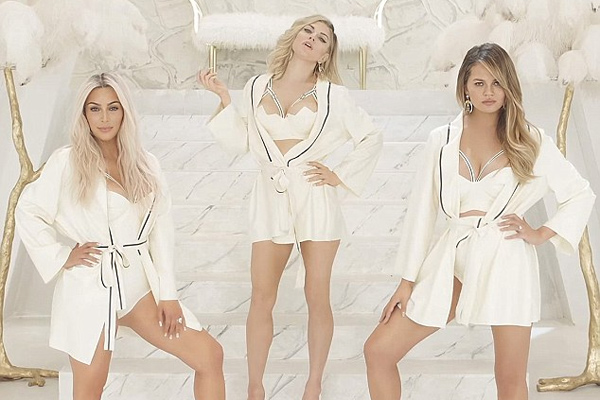 'M.I.L.F. $' video to feature Kim Kardashian West, Chrissy ...