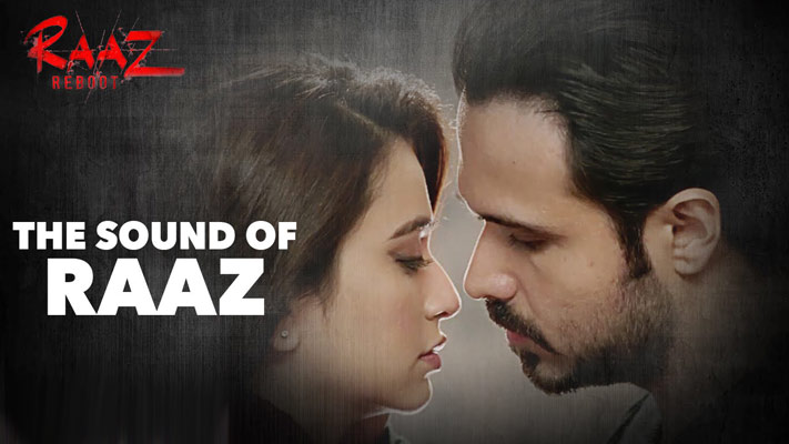 Sound of Raaz' is a tribute to old horror films with haunting