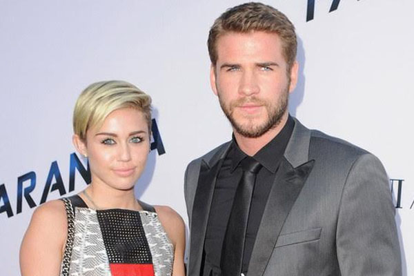 Liam Hemsworth's brother Chris is anxious Miley Cyrus isn't 'marriage material'