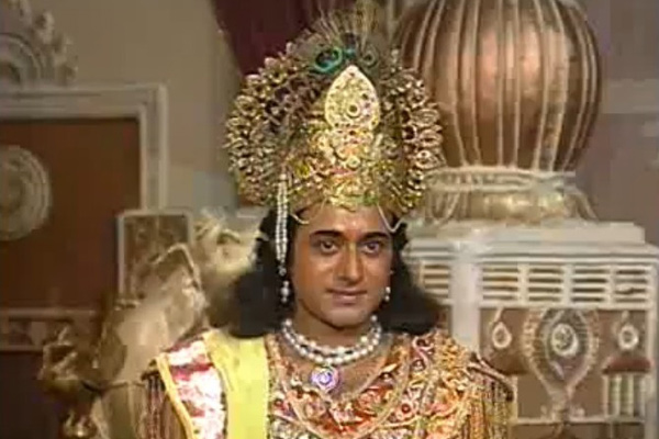 Popular DD Series 'Mahabharata' Of The Late Eighties Now