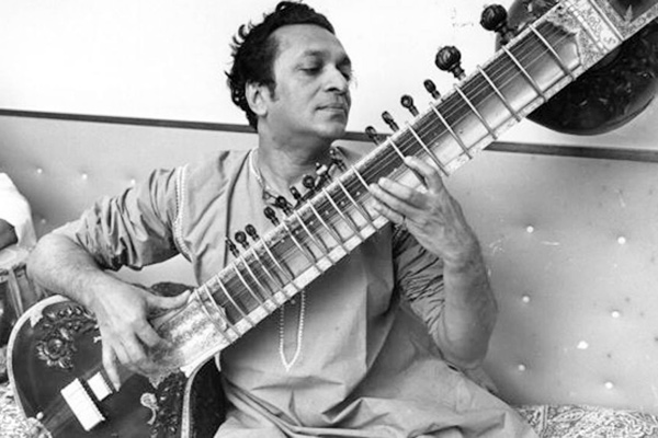 Sony Music releases Pt Ravi Shankar's exclusive archival recordings