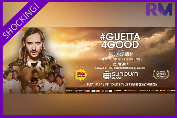 David Guetta: Uproar over India concert cancellation