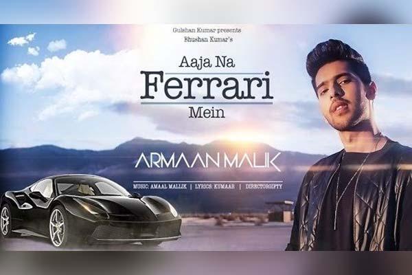 ... for people to adjust to my new work: Armaan Malik   Radioandmusic.com