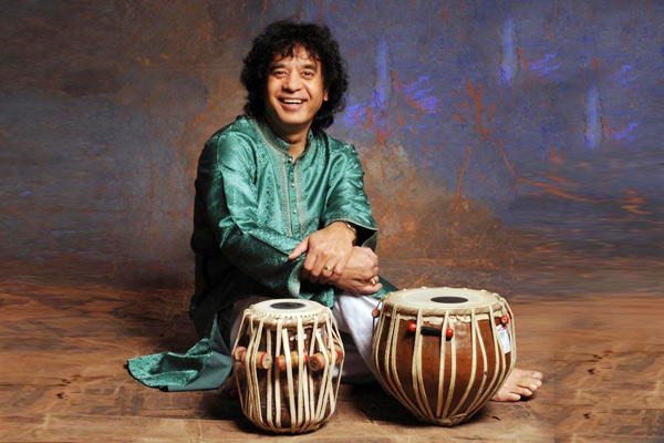 Birthday Special  Top Ten times Ustad Zakir Hussain proved to be the boss    Radioandmusic