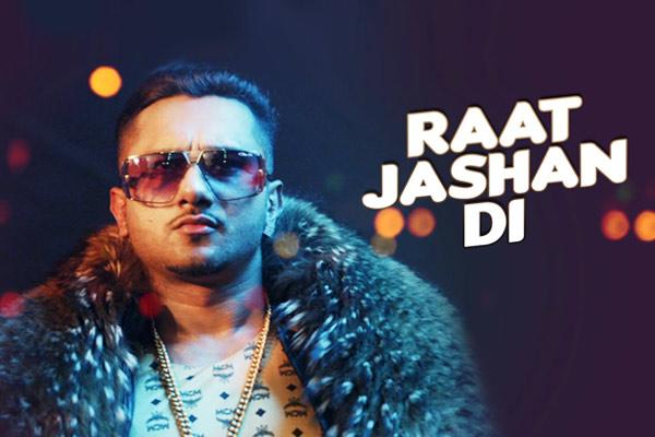 Yo Yo Honey Singh bags PTC Punjabi Film Award 2016 for 'Raat
