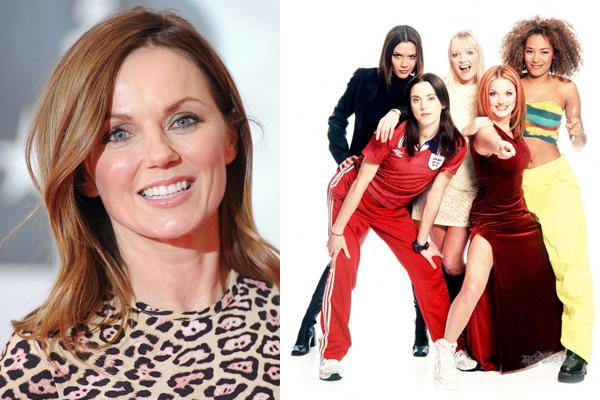 Geri Halliwell apologises for leaving Spice Girls