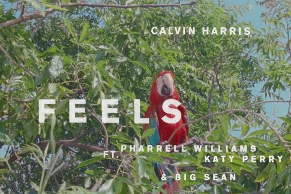 Stream Calvin Harris' Star-Studded Album 'Funk Wav Bounces Vol. 1'