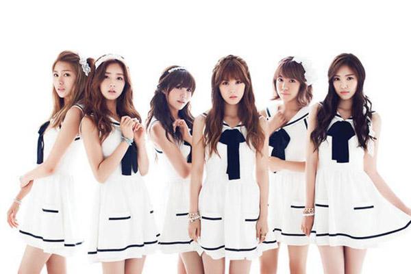 south korean girls