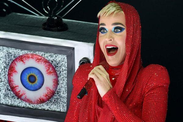John Mayer still keeps tabs on ex-girlfriend Katy Perry