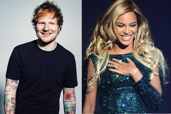 'Flawless' Meets 'Perfect': Ed Sheeran Taps Beyonce for New Remix