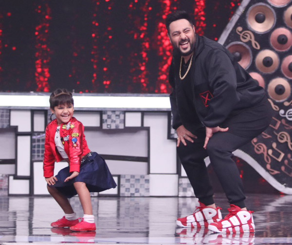 Badshah casts Super Dancer Vaishnavi in his next music video