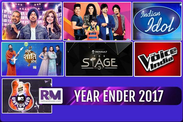 Top Indian music shows of 2017 | Radioandmusic com