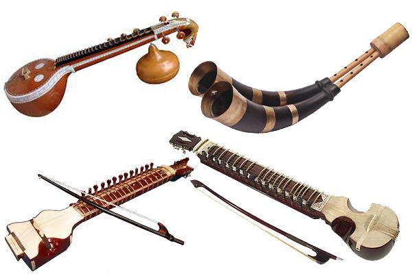 Rarely played Indian instruments | Radioandmusic com