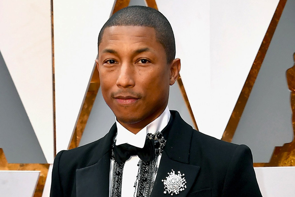 I'm no role model: Pharrell Williams | Radioandmusic com