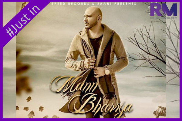 B Praak's 'Mann Bharrya' to feature in Bollywood film
