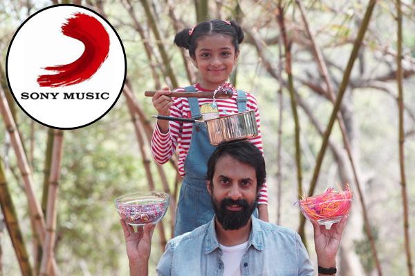 Ankur Tewari and Sony Music Kids set to release 'Bachha Party