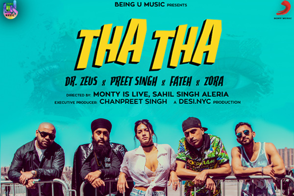 Dr  Zeus and team go 'Tha Tha' on the streets of New York