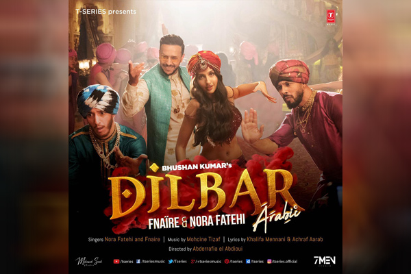 Arabic version of 'Dilbar' trends at #3 on YouTube | Radioandmusic com