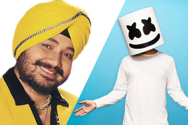 DJ Marshmello teased his Indian fans about his new track through