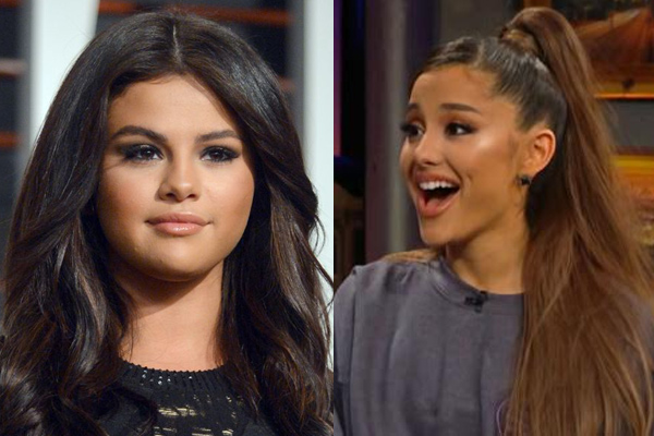 Ariana Grande beats Selena Gomez on Instagram to become most