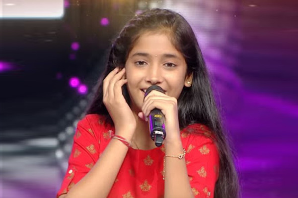 Sa Re Ga Ma Pa Li'l Champs: Sugandha Date's performance on