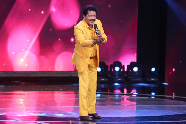 Udit Narayan had almost lost on 'Ruk Ja O Dil Deewane