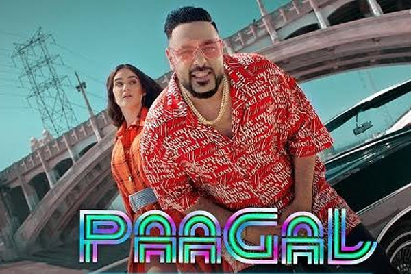 Badshah's song 'Paagal Hai' trends on popular charts amidst