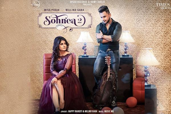 Times Music: Millind Gaba's new romantic single 'Sohnea 2