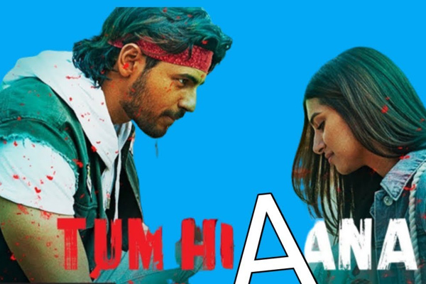 Tum hi aana chords from Marjavaan