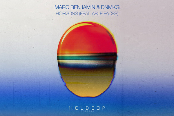 Marc Benjamin & DNMKG cook up a hot vocal anthem on 'Horizons' (feat. Able Faces) ile ilgili görsel sonucu