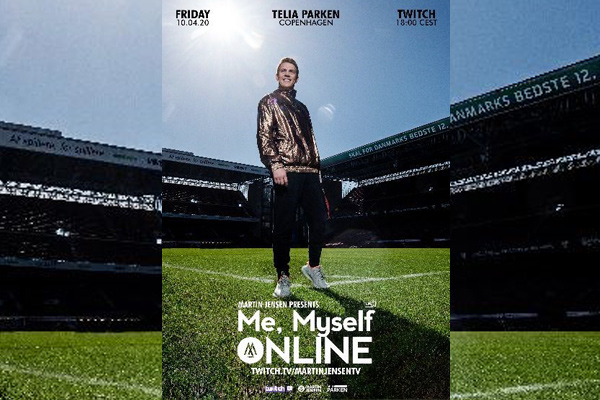Martin Jensen to play 5-hour 'Me, Myself, Online' liveset from ...