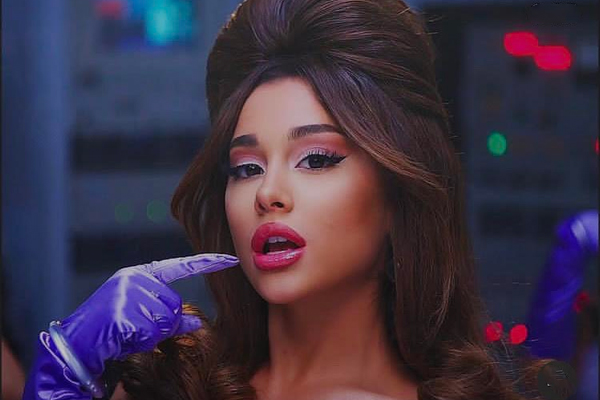 Ariana Grande's Sex-Obsessed 34+35 Video Would Make Austin Powers Blush! WATCH!