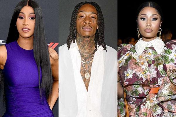 Cardi B Blasts Wiz Khalifa Over Nicki Minaj Tweet, Wiz Responds