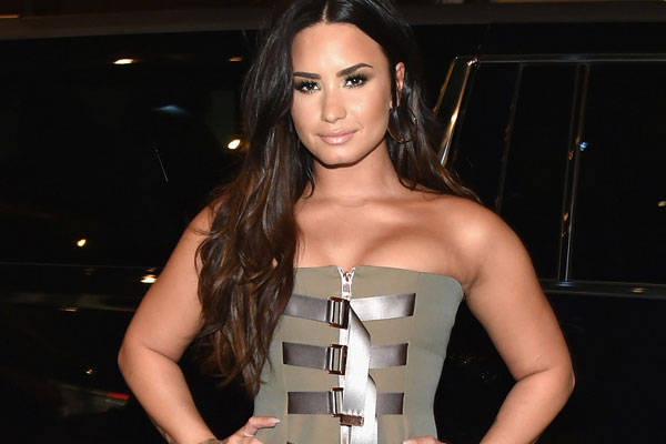 Demi Lovato Rocks New Glimpse As She Opens Up About ED Recovery