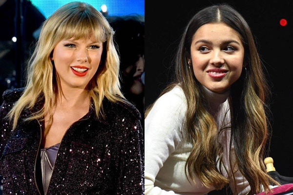 Taylor Swift Sends Love To Olivia Rodrigo After 'Driver's License' Song Success