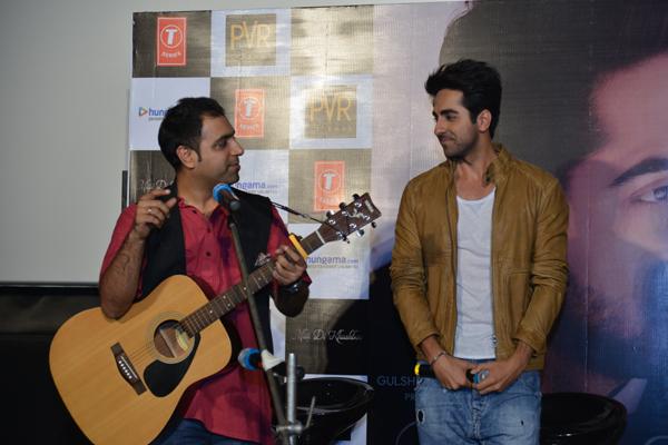 Ayushmann Khurana launches his new single 'Mitti Di Khushboo'