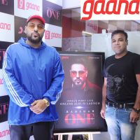 4cfe5a36fa5 Gaana does India s first live online album launch with Badshah s  O.N.E.