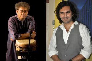 Taufiq Qureshi and Rahul Sharma