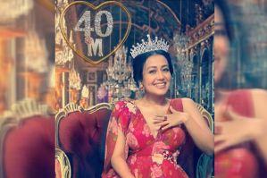 Neha Kakkar S Superstar Crosses 79 Million Radioandmusic Com