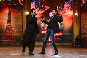 Singer Shaan and Mika on Entertainment Ke Liye Kuch Bhi Karega!